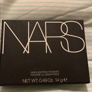Brand new NARS Ibiza highlighting powder -